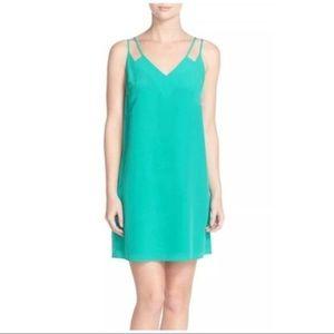 Cece by Cynthia Steffe Spaghetti Strap Dress